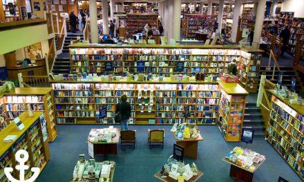 El mar también está en las librerías